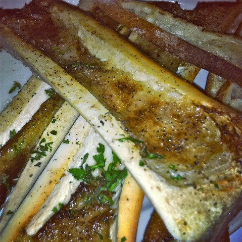 Roasted Bone Marrow - A Delicious New Trend... - COOKING FROM THE ...